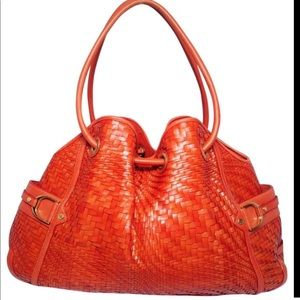 Cole Haan Genevieve Woven Denny Bag